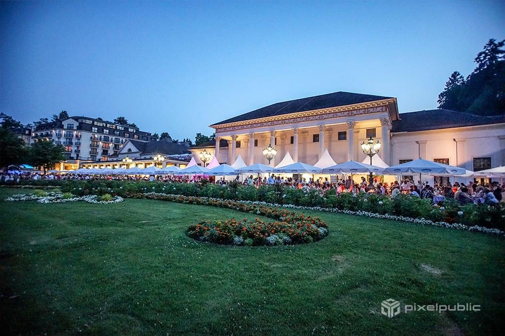 Event-Fotografie / Sommernächte Baden-Baden
