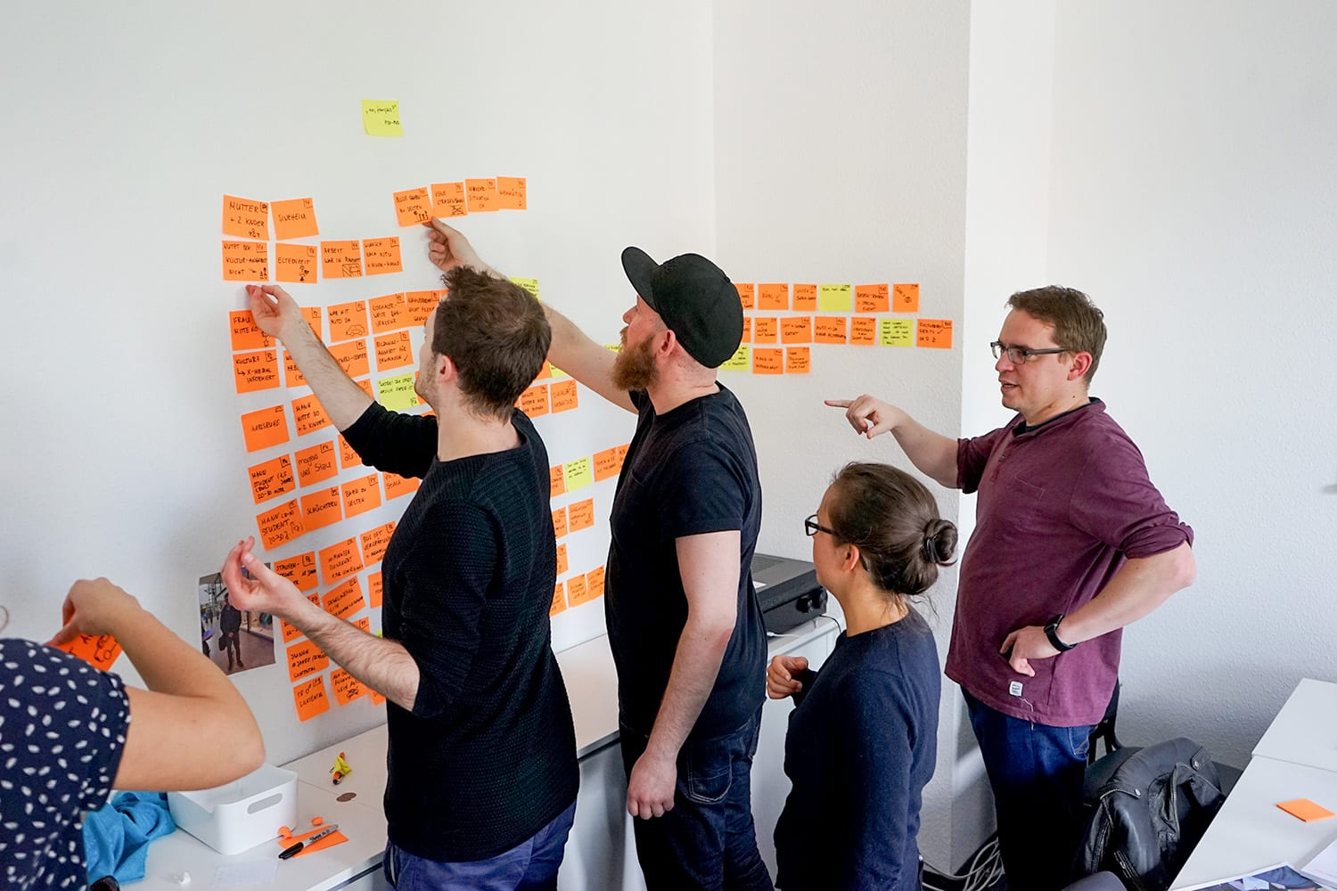 2 Tage Design Thinking-Workshop bei pixelpublic