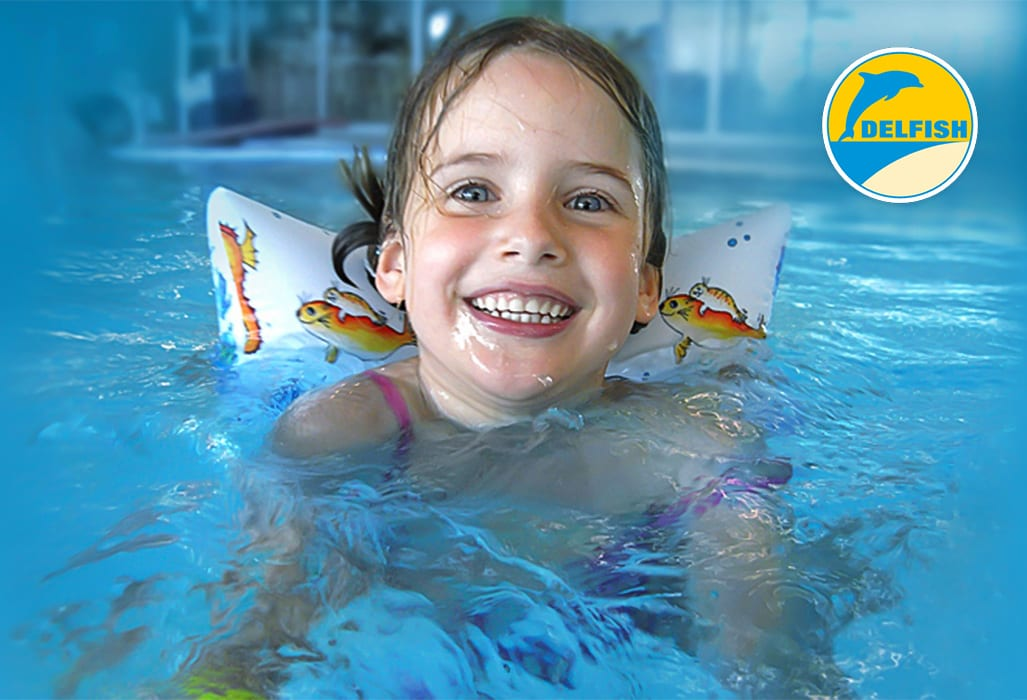 Neue Website für Schwimmschule DELFISH