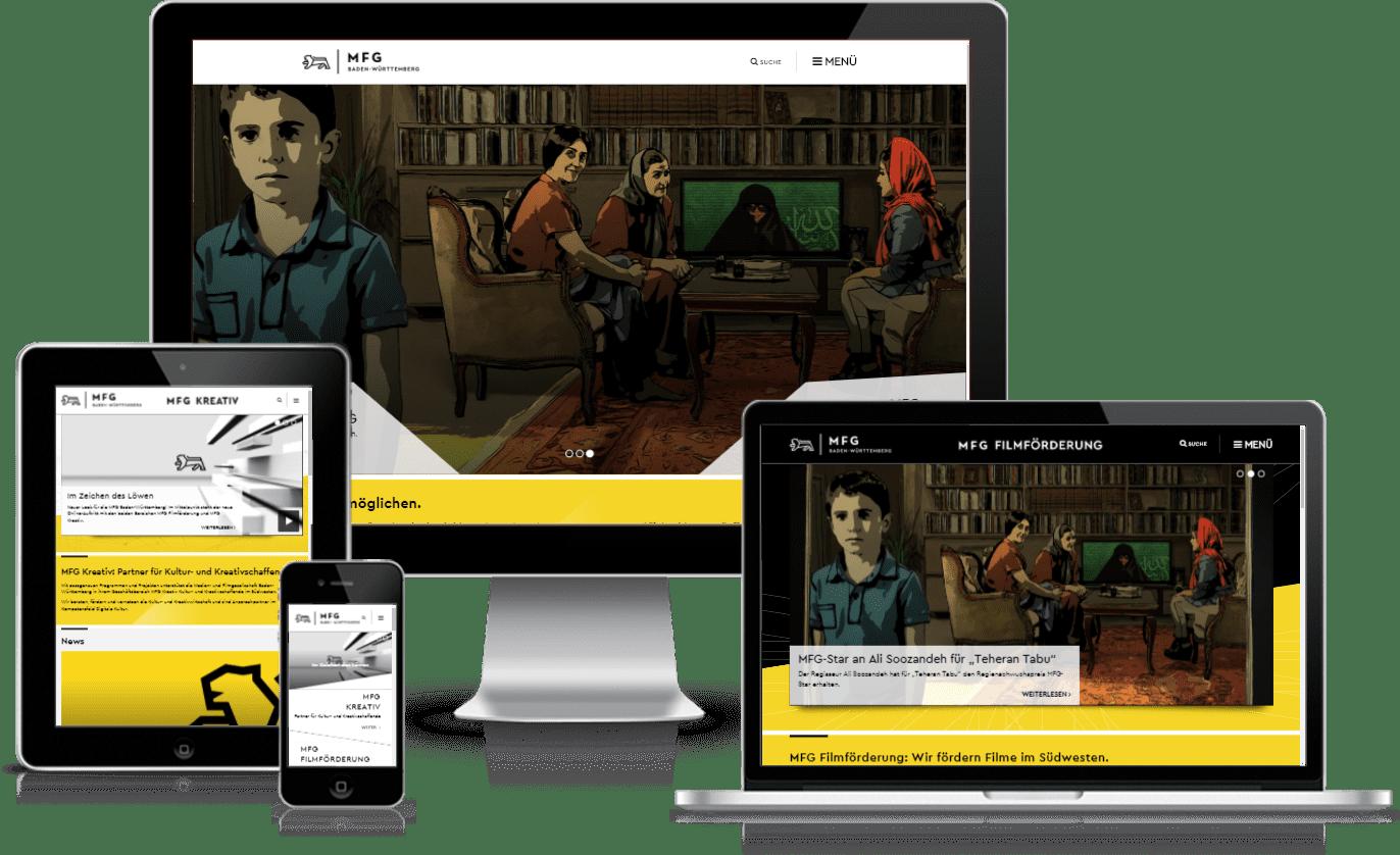 MFG 4.0 – mit neuem Gewand jetzt noch besser die Medienlandschaft in Baden-Württemberg unterstützen